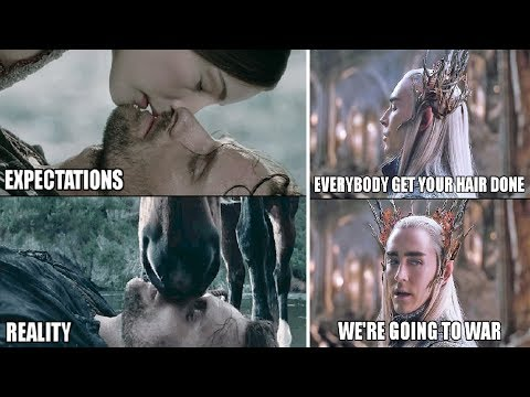 Things Only The Lord of the Rings Fans Will Find Funny