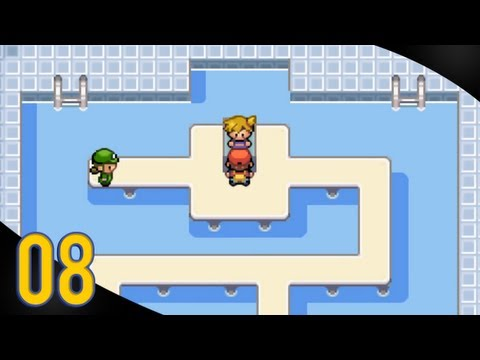 Pokemon Fire Red Walkthrough - Part 8 - Cerulean City Gym