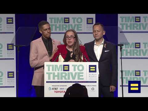 Orlando Tribute at 2018 Time to Thrive