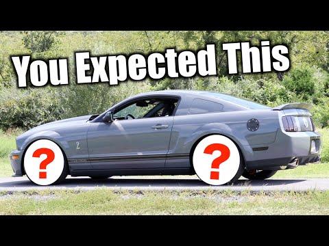GT500 Gets NEW WHEELS and TIRES Mustang Week 2018 PREP