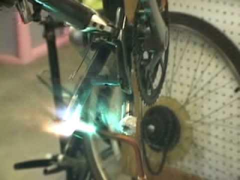 Worldbike Oxy Acetylene Brazing Workshop 2