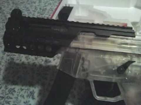 Airsof Gun Review - Pulse R71