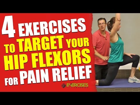 4 Exercises To Target Your Hip Flexors for Pain Relief