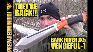 Bark River Jx5 Vengeful-1(back In Stock!) Reviewed By Others - Preparedmind101