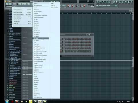 Barto - FL Studio - Beginners Reggae Tutorial - Part 2/3 - The Chords and The Skank