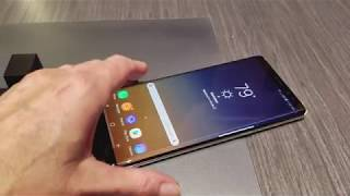Samsung Galaxy Note 8 Unpacked Event - First Look
