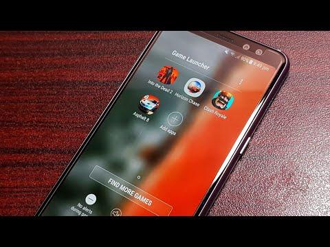 Samsung Galaxy A8 2018 Gaming Review!