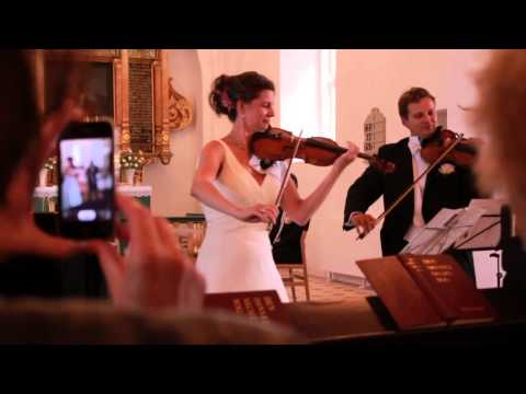 Shostakovich - 5 Pieces For 2 Violins and Piano (amazing music)
