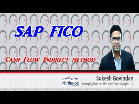 SAP FICO - Cash Flow Indirect method