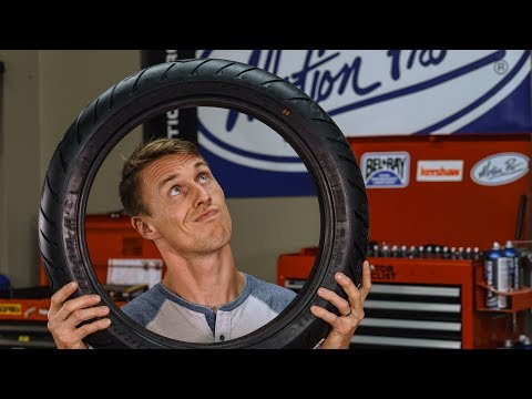 How to Decode Motorcycle Tire Sidewalls | MC Garage