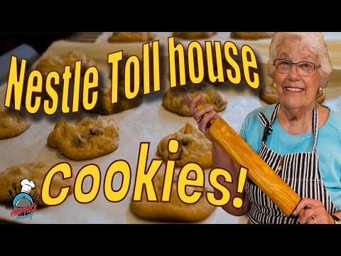 Toll House Choclolate Chip Cookies     Nana's Cookery
