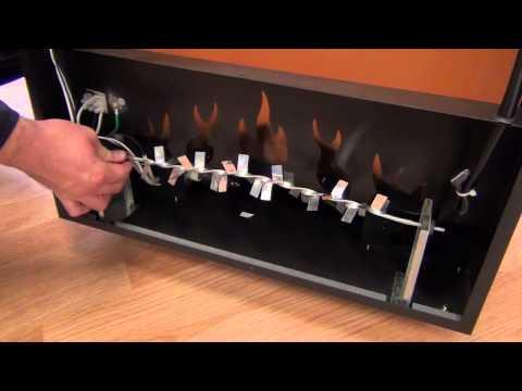 Flame Illusion Rod Adjustment