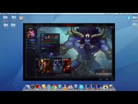 How to take free ALISTAR and his skin ''UNCHAINED'' alistar free in League of Ledgends