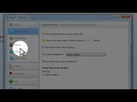 How to Switch Webcams on Skype