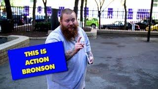 Rapper Action Bronson breaks down his favorite sports lines | ESPN