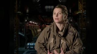 Download Alien: Covenant: Amy Seimetz Behind the Scenes Movie Interview Video