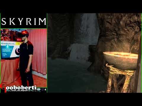 Lost Prospect Mine - Skyrim VR