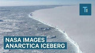 NASA Images Of Antarctica