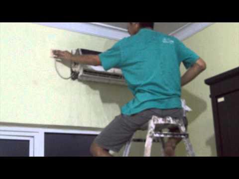 HOW TO CLEAN MINI SPLIT AC INDOOR UNIT
