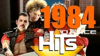 Best Hits 1984 ♛ Top 100 ♛