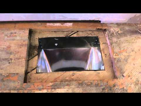 How to Install a Flush Mount Vent in a Hardwood Floor | City Floor Supply