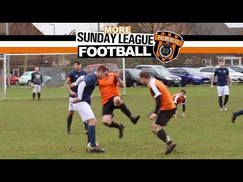 MORE Sunday League Football - WE MEET AGAIN
