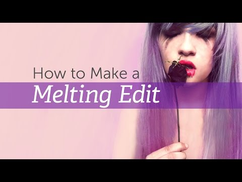 How to Create a #Melting Edit With PicsArt