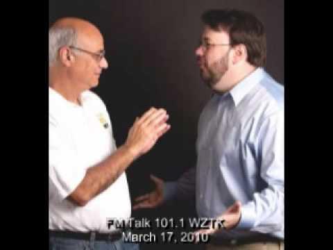 Brad and Britt discuss Google's fiber on 101.1 FM Talk WZTK
