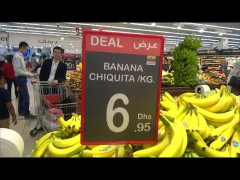 COSTS IN DUBAI, SHOPPING IN DUBAI, DUBAI TRAVEL, COST OF FOOD