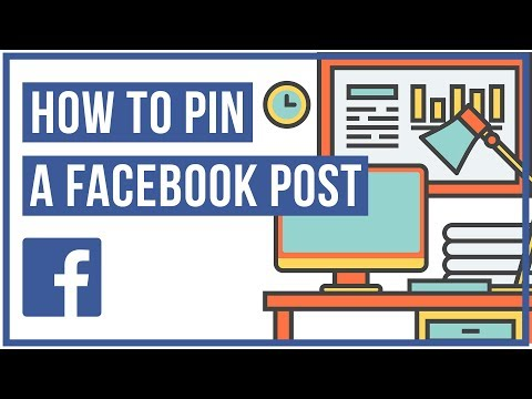 How To Pin A Post To The Top Of A Facebook Page