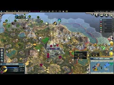 Amer-Asian Resources Civilization 5 Mod Review