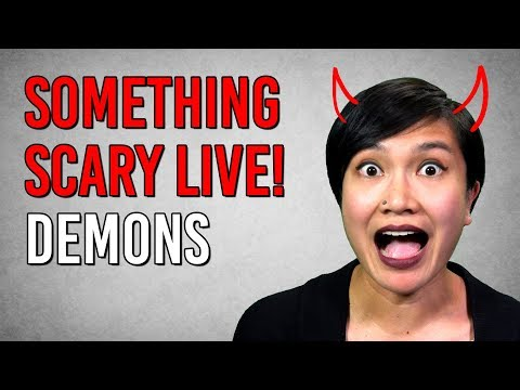 DEMONS! Scary Story Time // Snarled Live | Snarled