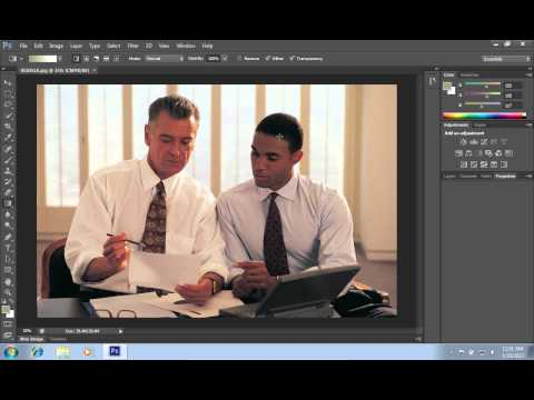 How to Fix a Grainy Photo in Photoshop CS6
