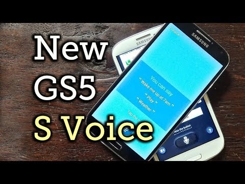 Update S Voice on Your Galaxy S4 to the Newest Galaxy S5 Version [How-To]