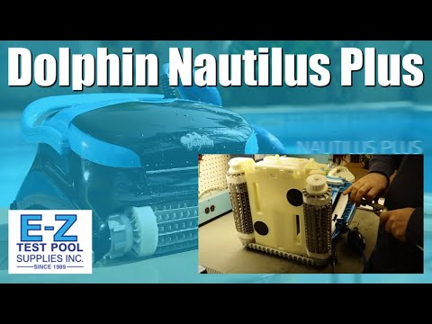Nautilus Plus Pool Cleaner by Dolphin - How to Fix & Repair