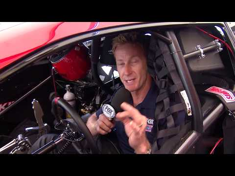 NHRA 101: Staging a Pro Stock Car