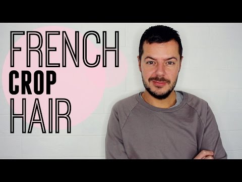 HAIR TUTORIAL MEN | THE FRENCH CROP