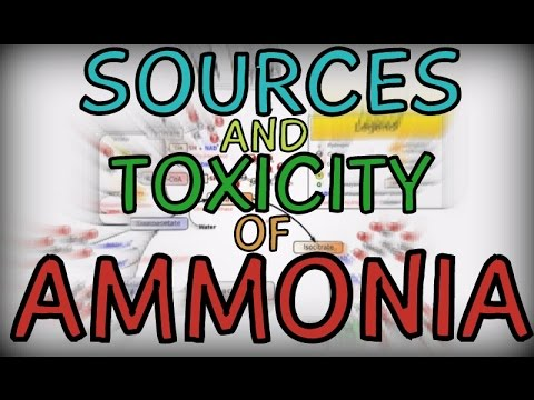 Sources and Toxicity of Ammonia