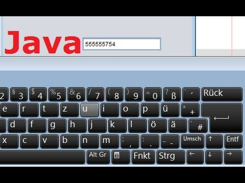 Java prog#140. How to make textfield that only accepts numbers