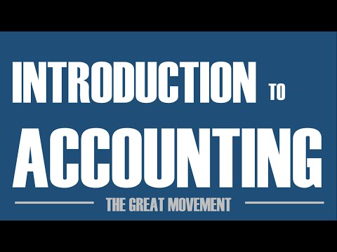 Minute Lectures [ACCTG] #1 - Introduction into Accounting (NZ)