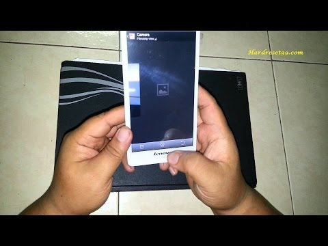 Lenovo A880 Hard reset – How To Factory Reset