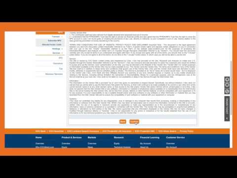 How to Buy NPS on ICICIdirect