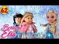 62 Bertemu Elsa FROZEN Boneka Walking Doll Cantik Lucu 7L Belinda Palace