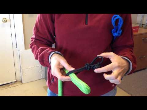 How to Attach Your Horse's Rope Halter & Lead