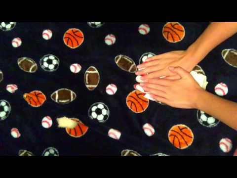 HOW TO MAKE YOUR FOOTBALL GLOVES SUPER STICKY