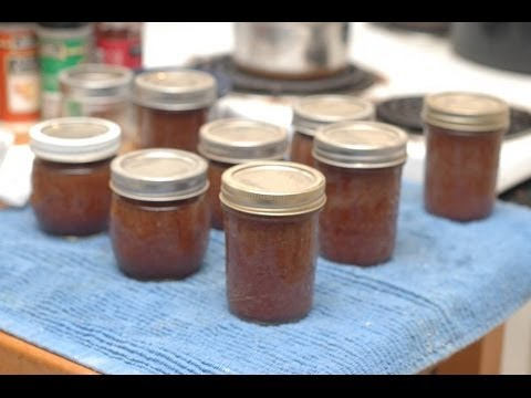 Slow Cooker Pear or Apple Butter - Canning What You Grow