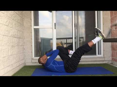 Easy Love Handle Destroyer Core Workout