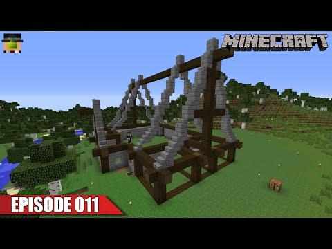 Let's Build a Blacksmith [Part 1] :: Survival Vanilla Minecraft (Ep 011)