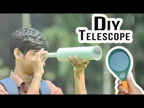 HOW TO MAKE REFLECTOR TELESCOPE?????????