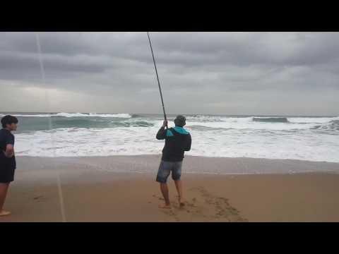 Fishing for Garrick